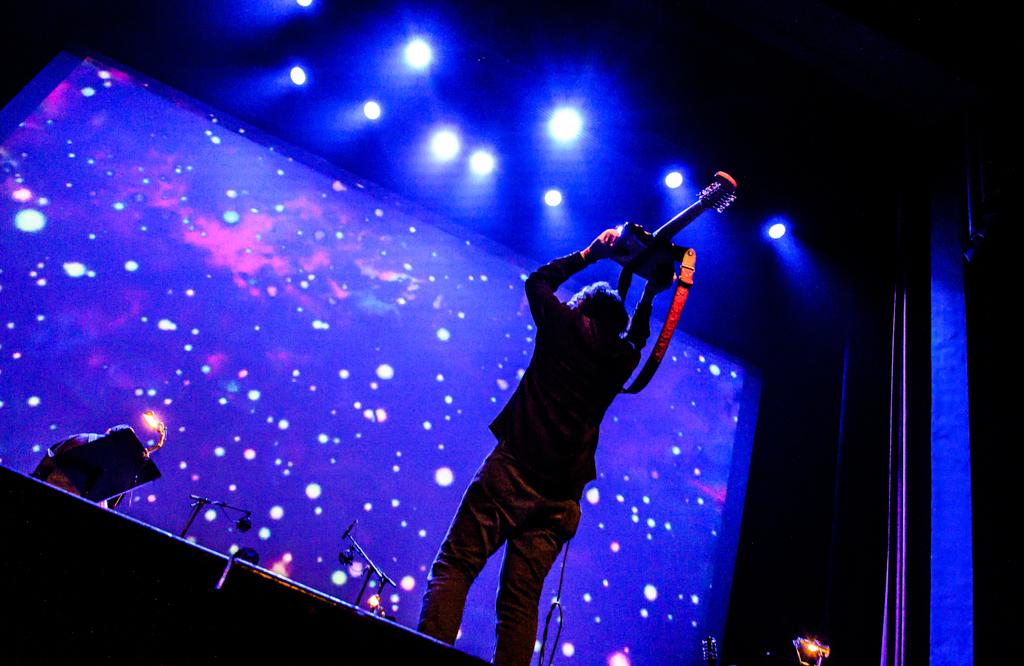 thurston moore vooruit Band music performance stage concert live Potvliege photography fotografie Fotograaf gent oost-vlaanderen photographer ghent