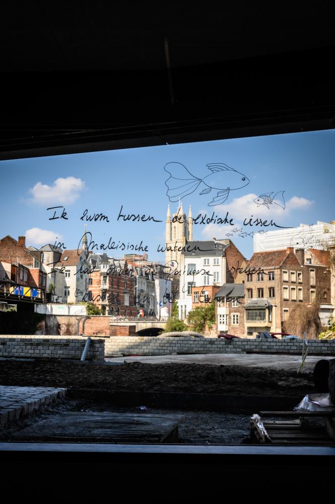 Potvliege photography fotografie Fotograaf bibliotheek gent oost-vlaanderen photographer ghent krook
